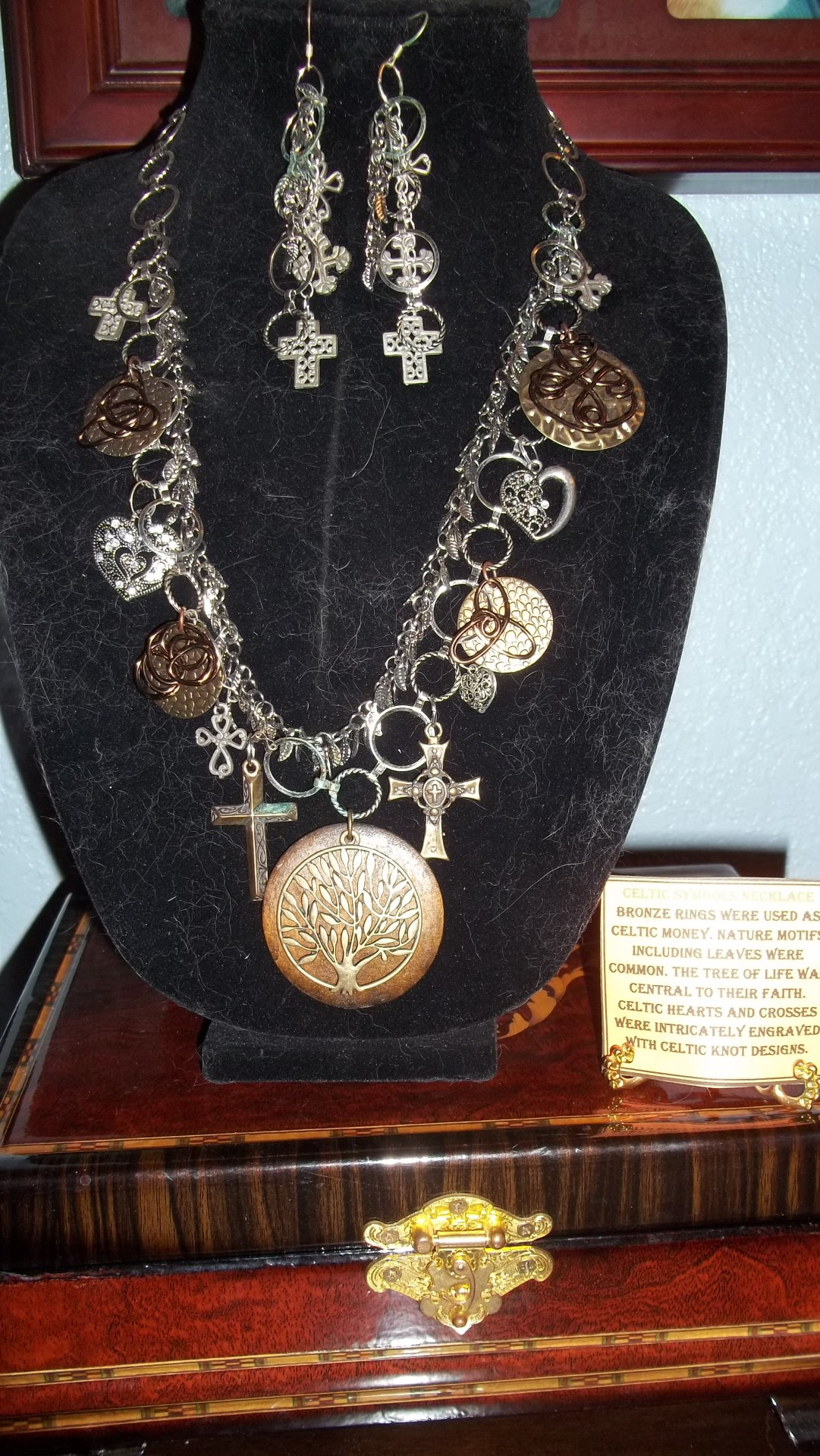 Celtic Symbols with Tree of Life